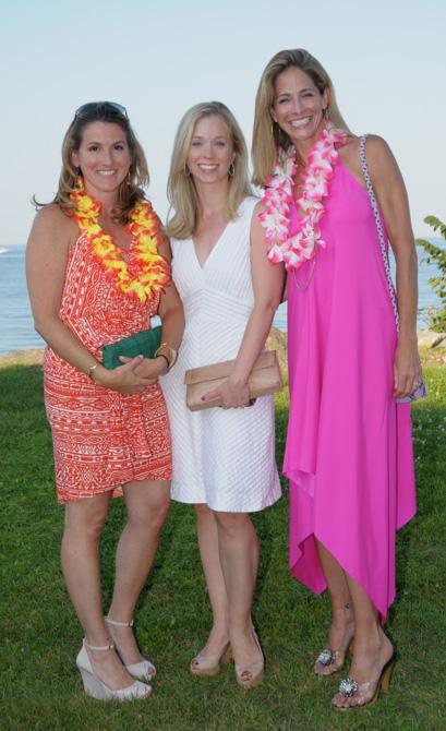 Dara Johnson, Hillary Carter, Karen Rubenstein