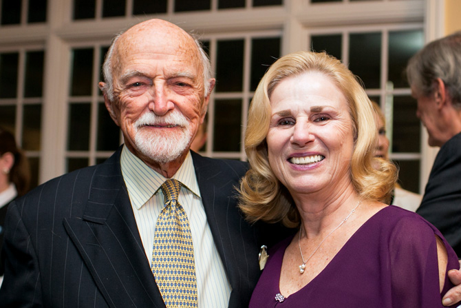 Dr. Russel Taylor and Dr. Hollie Hurrell