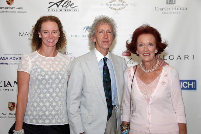 Amanda Petz, Alvaro Manriquez, Margaret Carmell — Photograph: Kristin Hynes