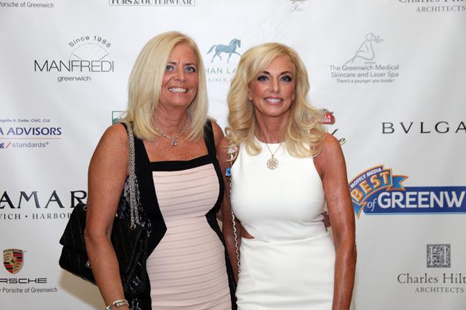 Sandra Sartorelli, Linda Richey — Photograph: Kristin Hynes