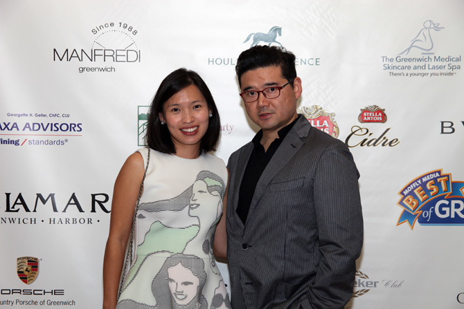 Joselynn & Lawrence Chua — Photograph: Kristin Hynes