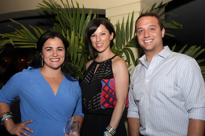Danielle Ehrlich, Nichole Michel, Dan Gombos — Photograph: Kristin Hynes