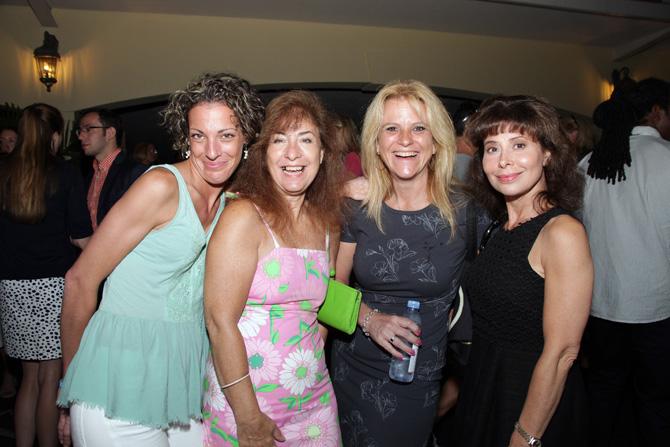Bridget Palazzo, Georgine Capazzo, Jolie Altomaro, Deborah DelGuidice — Photograph: Kristin Hynes