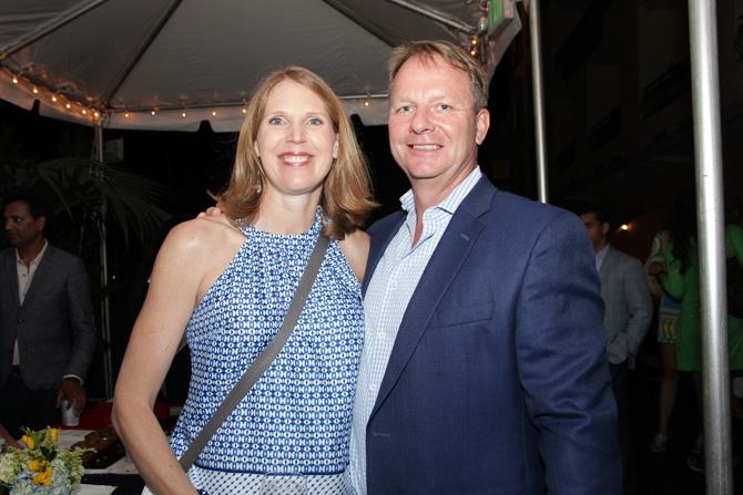 Lisa Gustafson, Doug Akerson — Photograph: Kristin Hynes