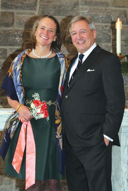 Lily and David Yudain