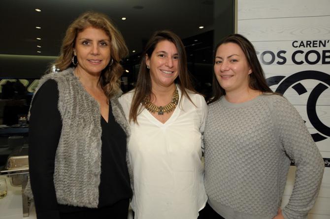 Ellen Goldberg, Caren Vizzo, Erica Sabia - Cos Cobber