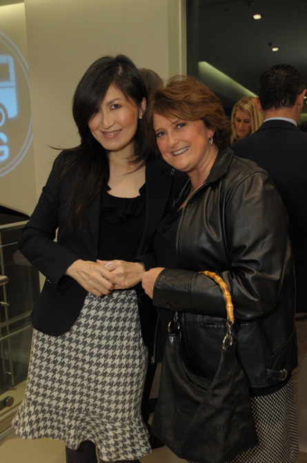 Sonia Wu, Roxanne Zampieri