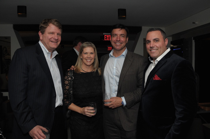 Chris Peters, Julie Peters, Alan Desino, Steve Bueti