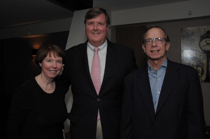 Beth Eaton-Koch, Brian MacDonald, Rick Koch