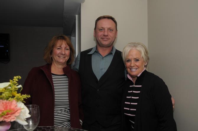 Karen Cardilli , Michael Coty, Sharon Sweeney Steffann