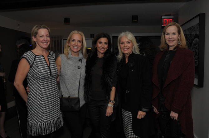 Clare Kennedy Blasius , Betsy Perry, Patricia Espinosa, Becky Hanley, Catherine Cleare