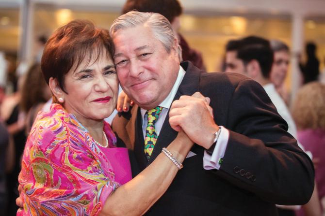 Margaret and Ralph Vitagliano