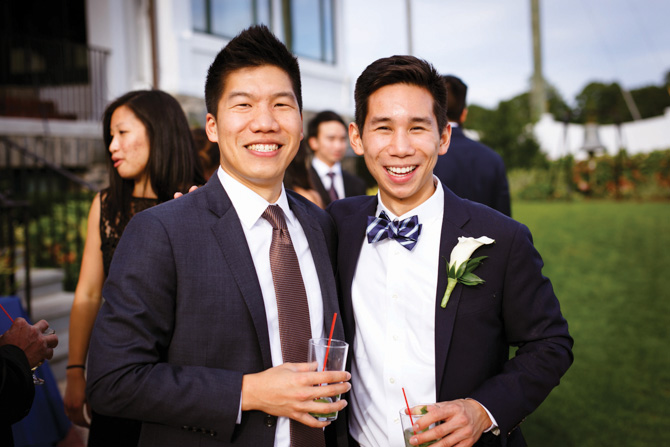 Jeffrey and Michael Fong