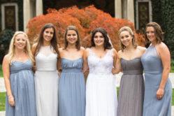 Katie Kessler, Layla Lisiewski, Katherine Rowe, Asya, Ashley Lyddane, Betsy Ferrell