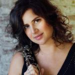 Israeli jazz reedist Anat Cohen.