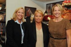 Lori Crowley, Kristina Lindhe, Clare Kennedy Blasius