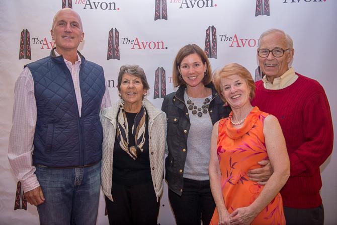 Chris Franco, Susie Baker, Rachael Franco, Louisa Greene, and Warren Greene