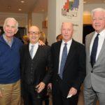 Fred Brooks, Jan Rogers Kniffen, Bill Fitzgerald, Peter Sutton