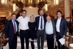 Jeff Lillien, Dan O'Brien, Mimi Citarella, Scott Mitchell, Arkadiy Sushko, Simon Fadotov
