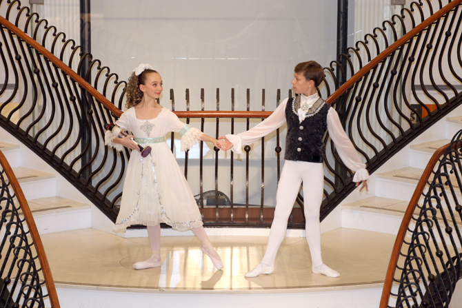 Fashion Show:  Francesca Kraszewski, John Orlowski