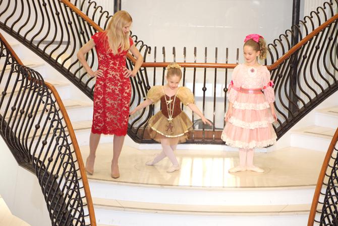 Fashion Show:  Juliana Conn, Natalie and Nikita Conn