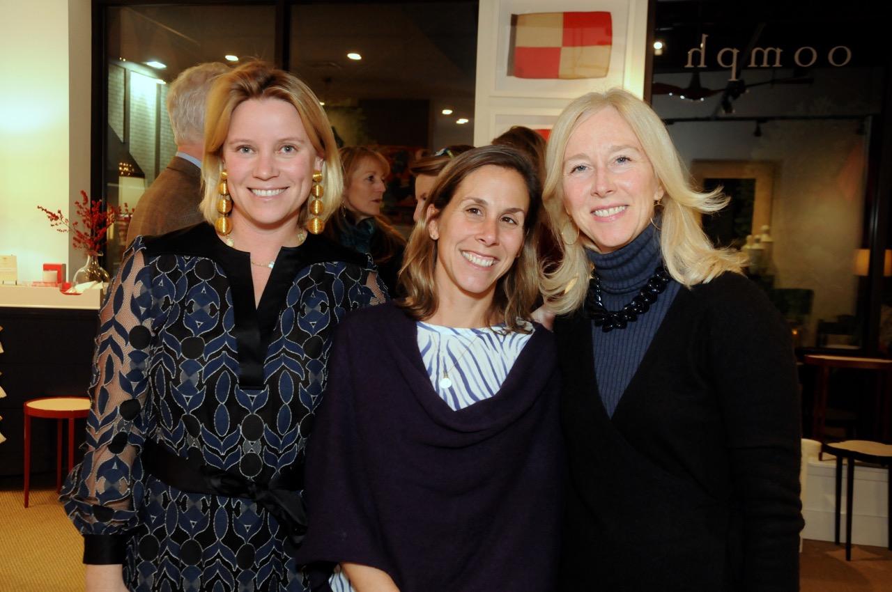 Whitney Childs, Ann Walker, Sandy Ferguson