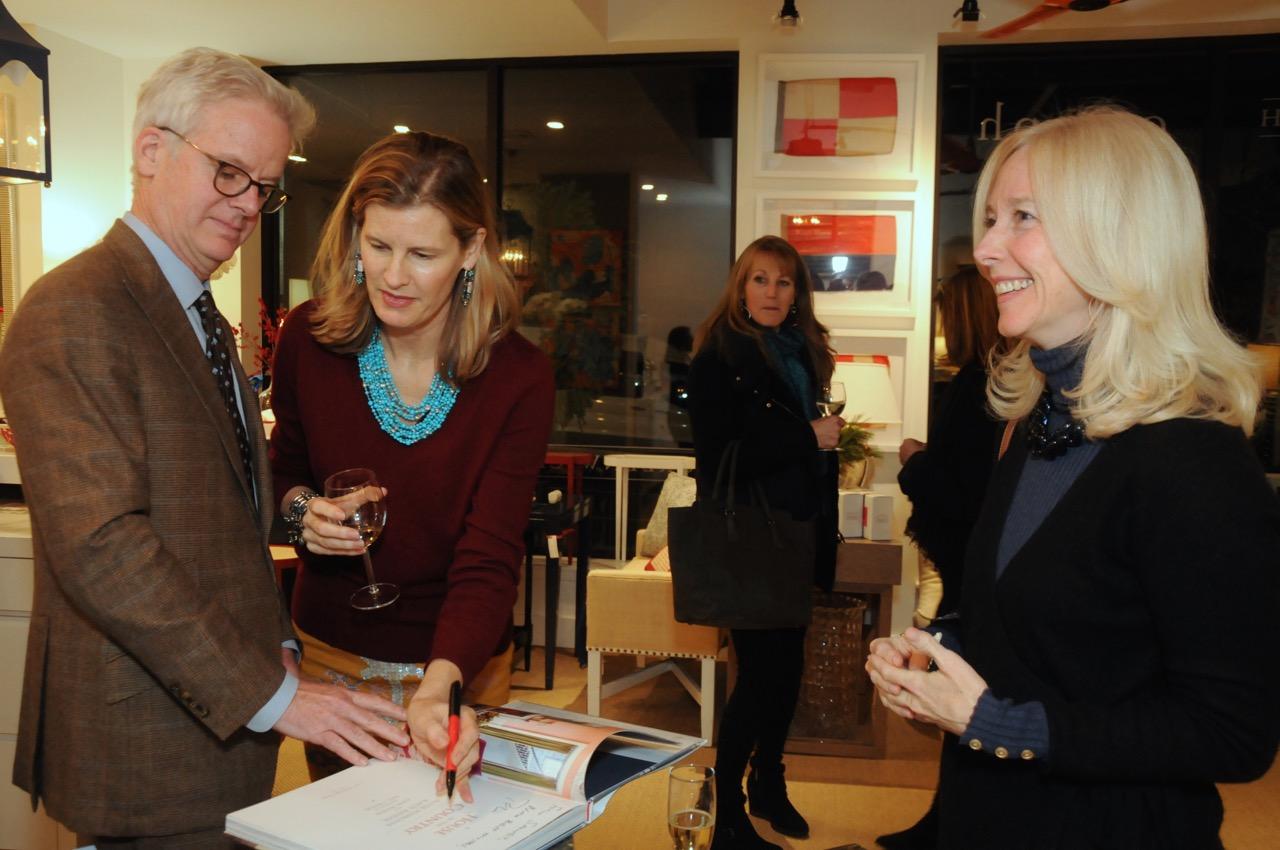 Peter Pennoyer, Katie Ridder, Sandy Ferguson
