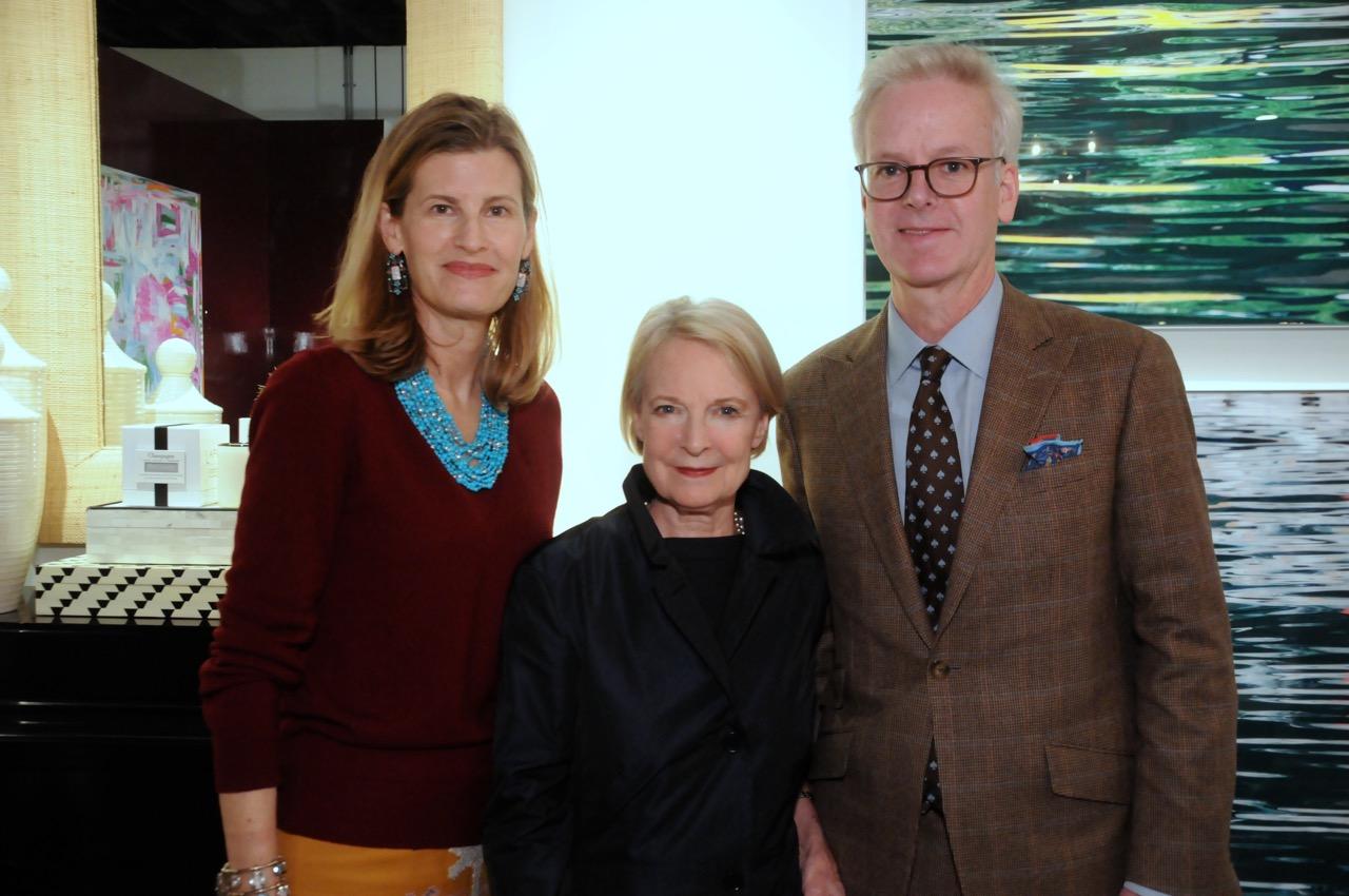 Katie Ridder, Mary Ann Tucker, Peter Pennoyer