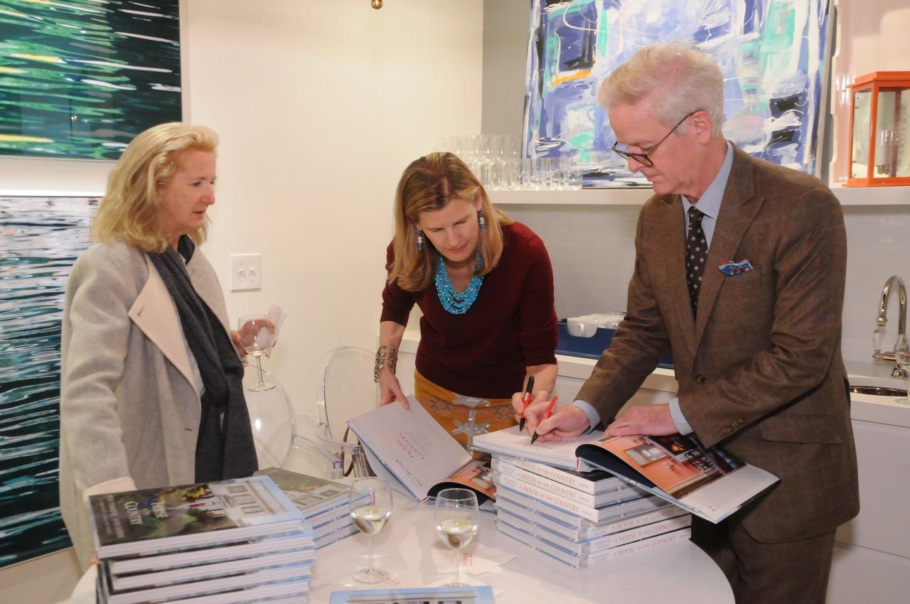 Alice Flint, Katie Kidder, Peter Pennoyer