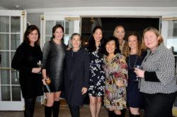 Guest, Colleen Kranz, Caroline Paradiso, Mia Simonsen,  Melinda Lorenz, Sherry Chan, Dina Weinstein, Mairead Finn