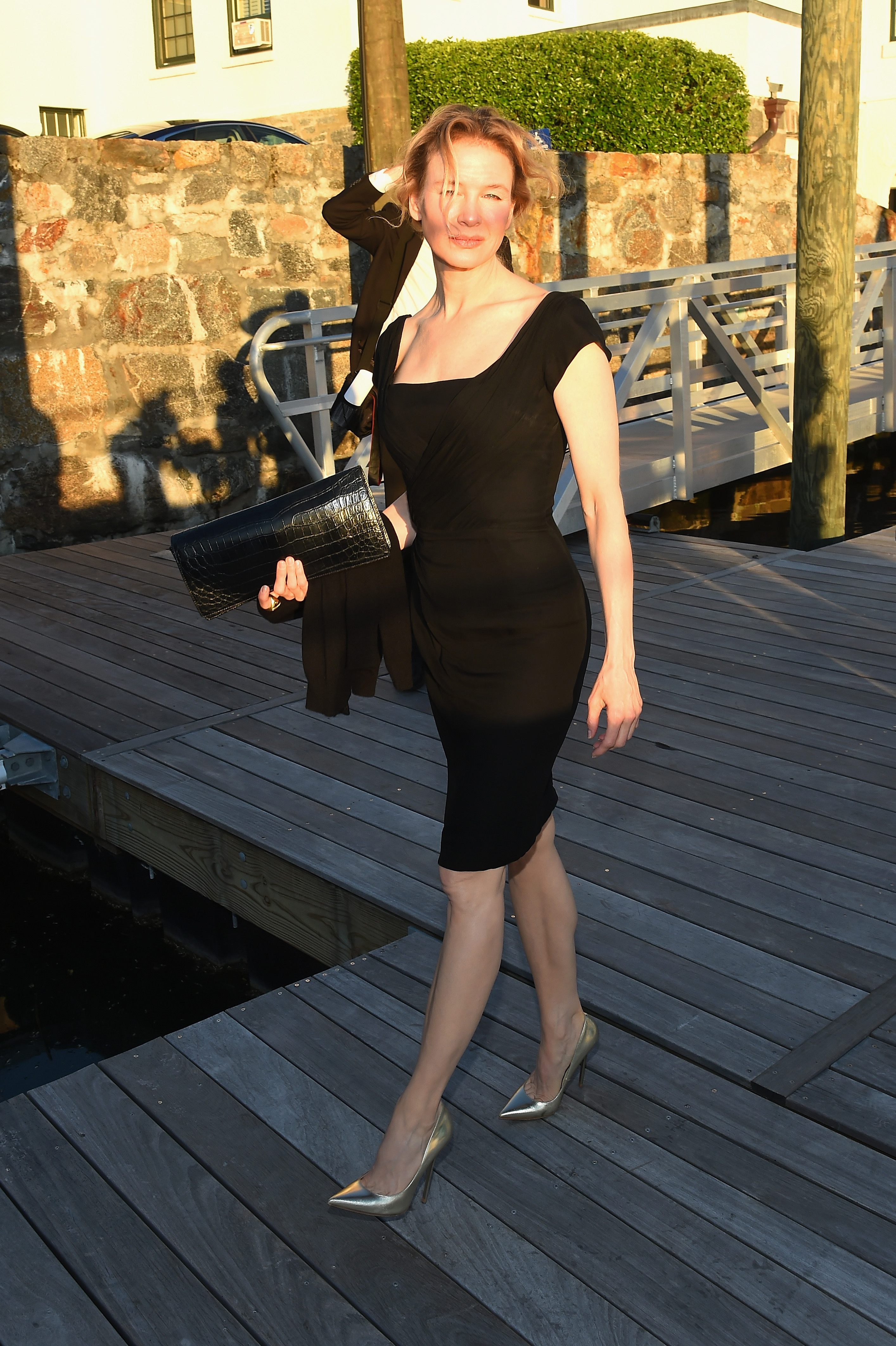 GREENWICH, CT - JUNE 01:  Renee Zellweger attends the Changemaker Boat Ride during the Greenwich International Film Festival, Day 1 on June 1, 2017 in Greenwich, Connecticut.  (Photo by Ben Gabbe/Getty Images for Greenwich International Film Festival)