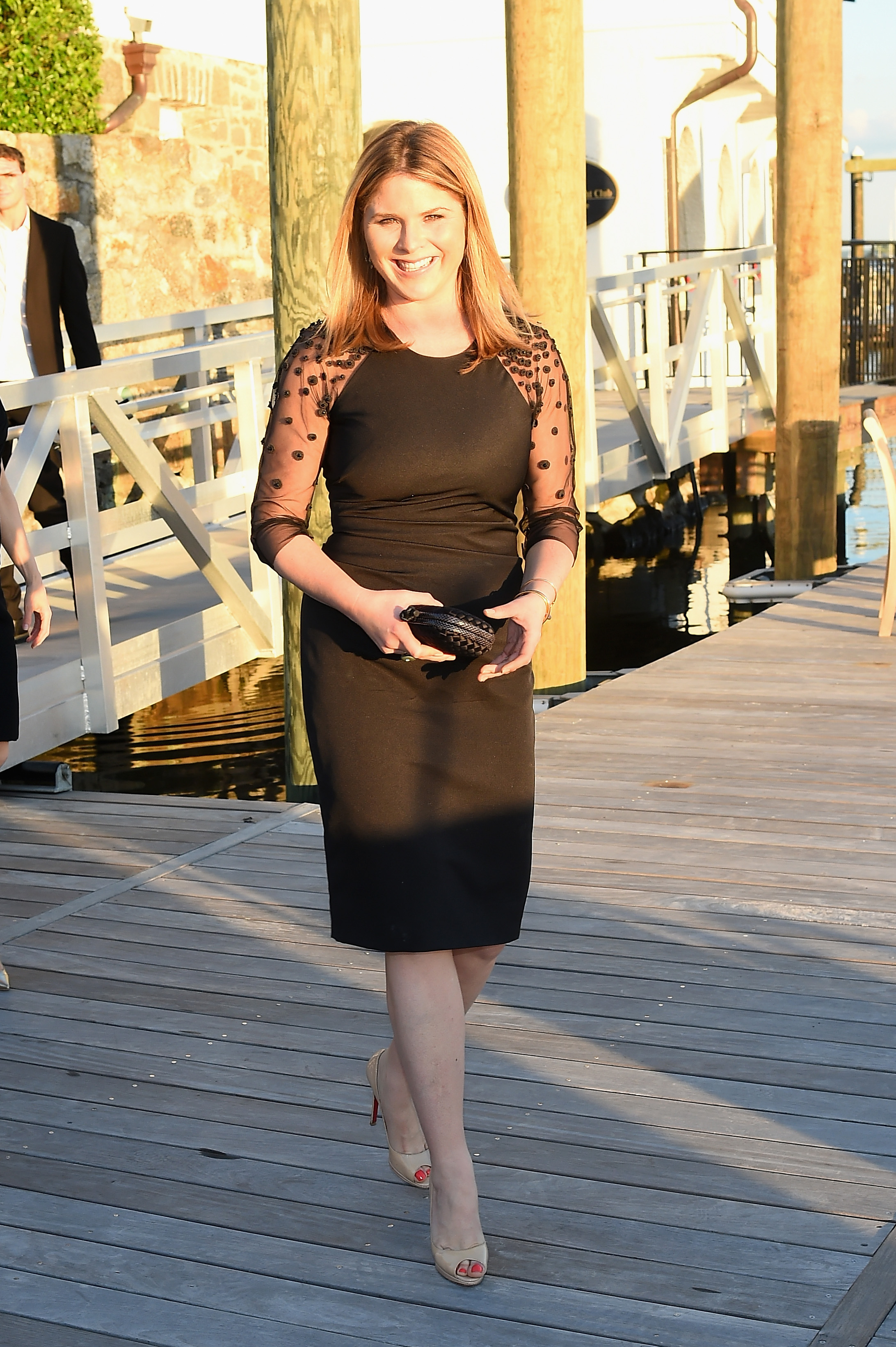GREENWICH, CT - JUNE 01:  Jenna Bush Hager attends the Changemaker Boat Ride during the Greenwich International Film Festival, Day 1 on June 1, 2017 in Greenwich, Connecticut.  (Photo by Ben Gabbe/Getty Images for Greenwich International Film Festival)