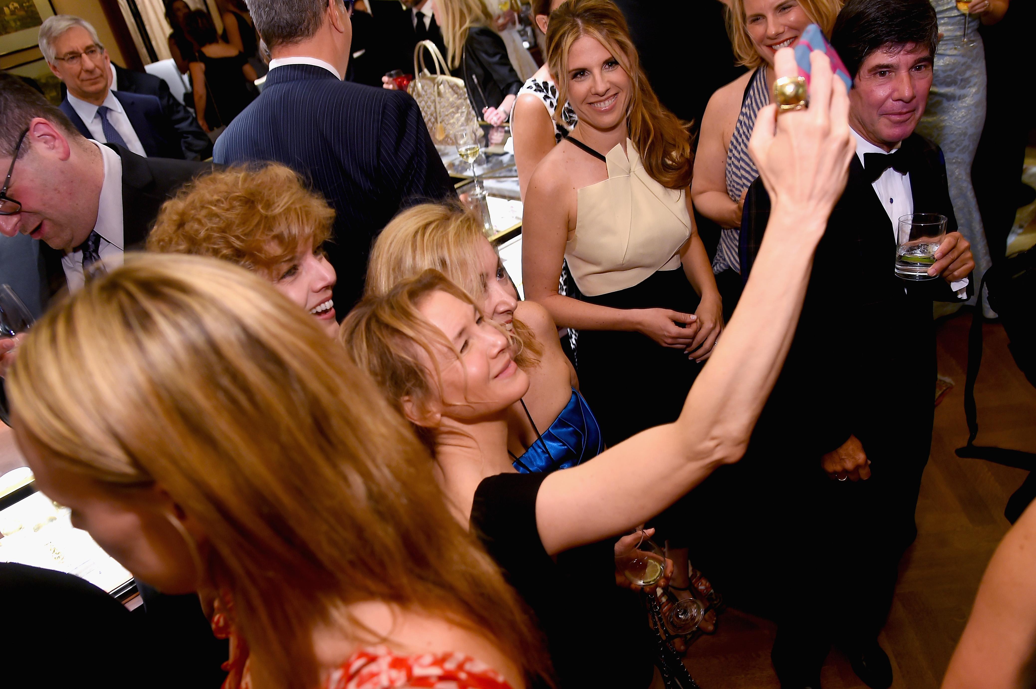 GREENWICH, CT - JUNE 01:  Renee Zellweger attends the Betteridge Cartier Cocktail Reception during the Greenwich International Film Festival, Day 1 on June 1, 2017 in Greenwich, Connecticut.  (Photo by Ben Gabbe/Getty Images for Greenwich International Film Festival)