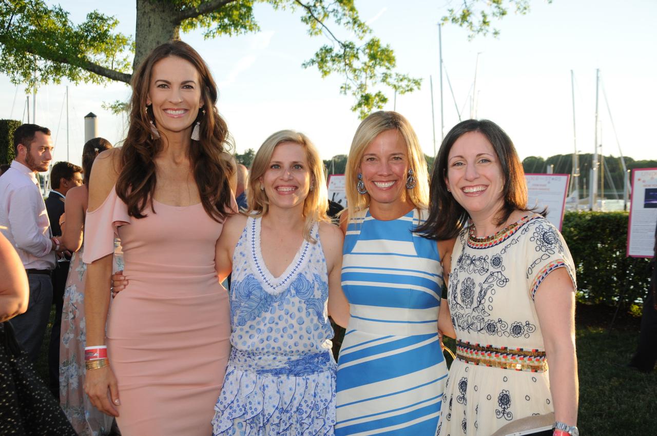 Angela Kilcullen, Aryn Hellinger, Brooke Bremer, Kelly Meyers
