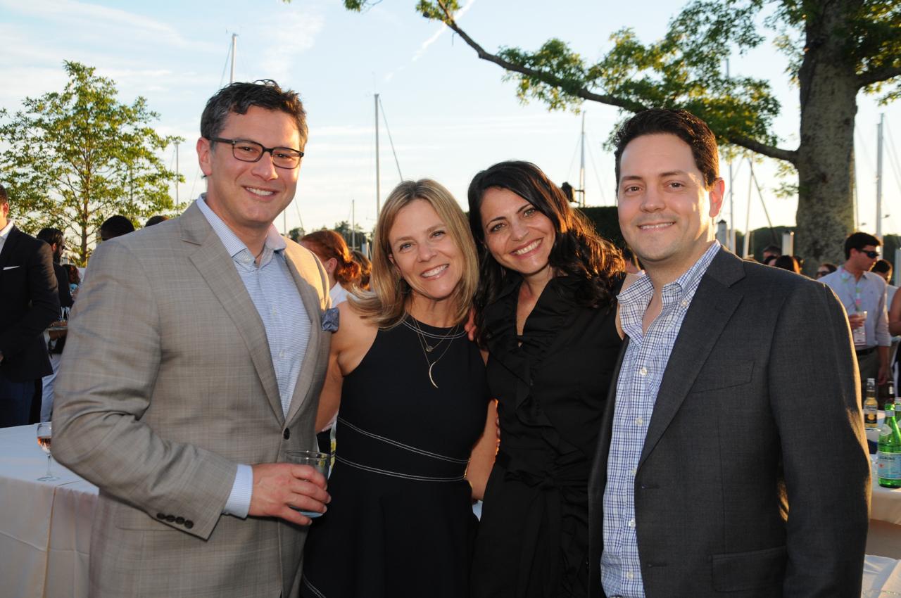 Dr. David Greenspun, Rachel Schneider, Alisha Tice, Chris Tice