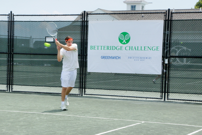 Betteridge Challenge Greenwich 42
