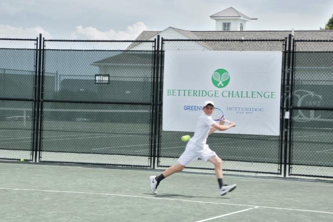 Betteridge Challenge Greenwich 55