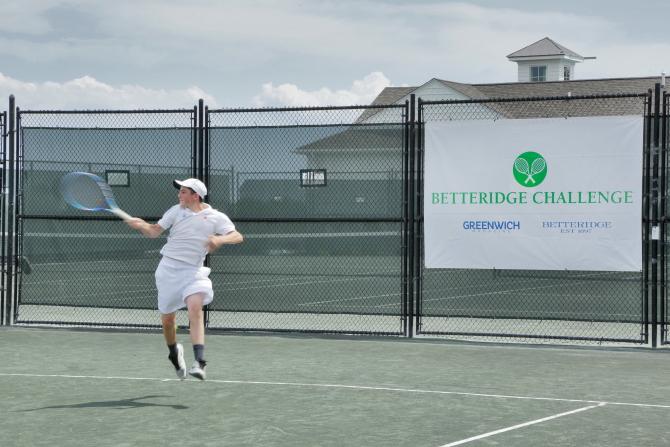 Betteridge Challenge Greenwich 56