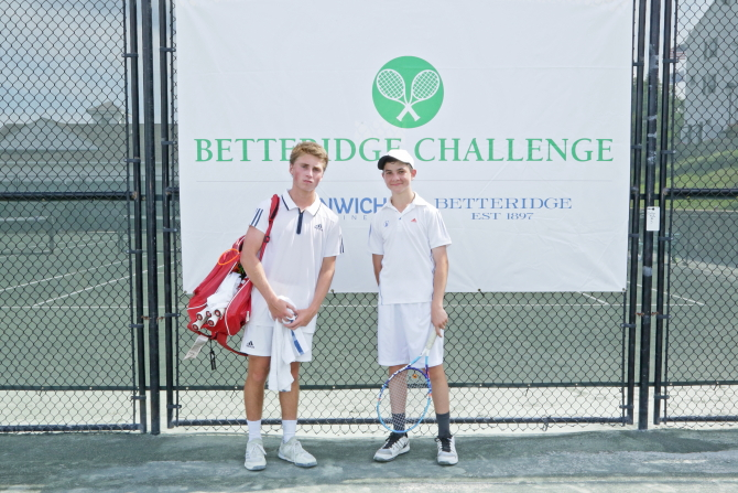 Betteridge Challenge Greenwich 58