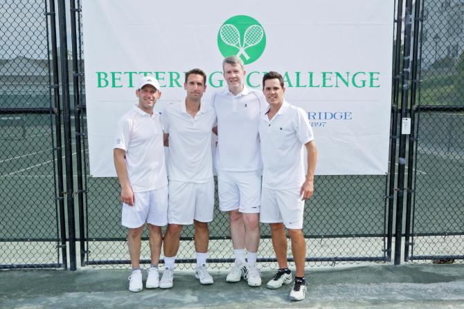 Betteridge Challenge Greenwich 68