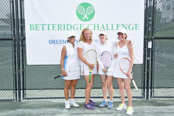 Betteridge Challenge Greenwich 78