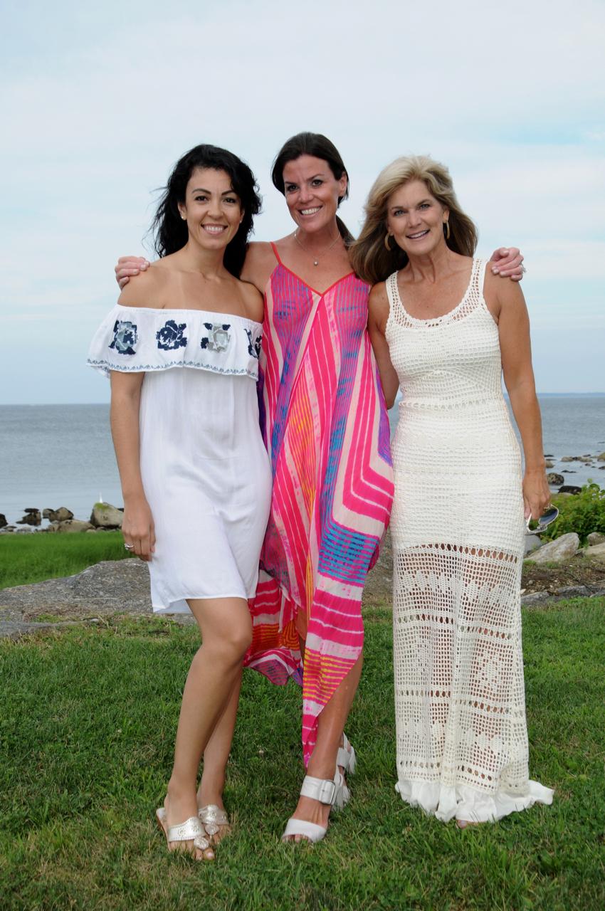 Sarah Bamford, Brooke Bohnsack, Kendra Farn