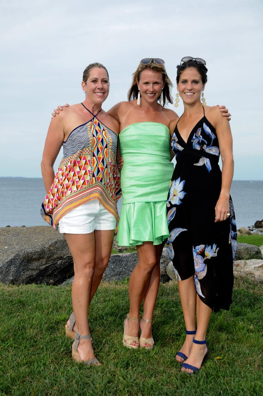 Cathy Breck, Besty Kilmartin, Sarah Richardson