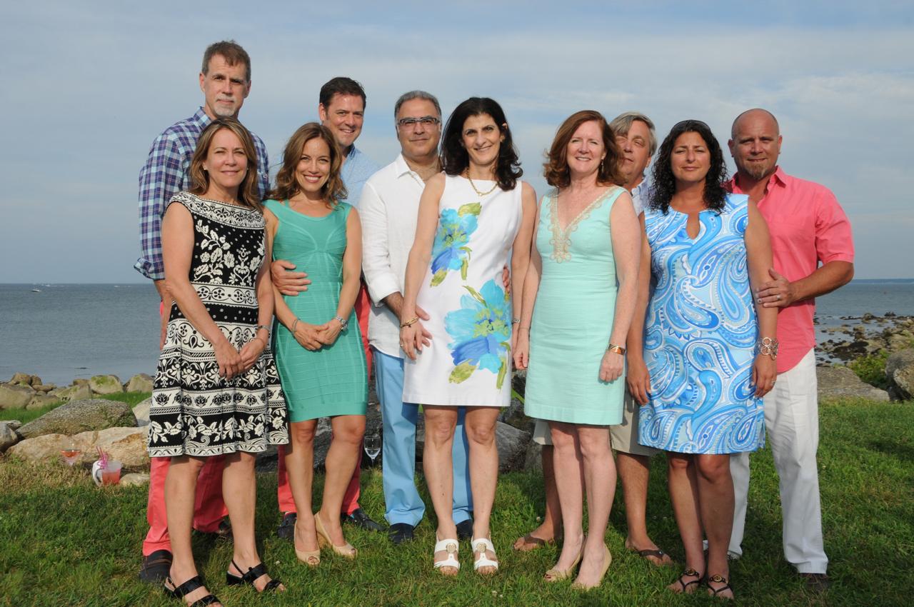 Debra Hess, Timna Tanners, Suha Younes, Kathy Kriskey, Karen Martinez (Front Row).Mike Whitlaw, Jonathan Miller, Anthony Younes, Rick Kriskey, Adam Wolfe