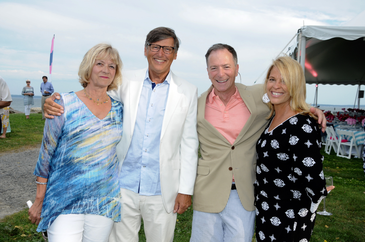 Barbara Denere, Emile Denere, Gideon Fountain, Susie Walmsley