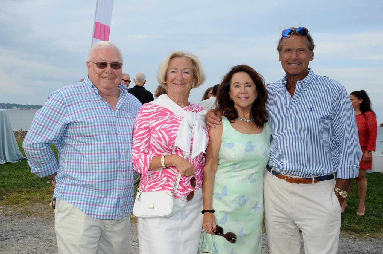 Bill Cameron, Pat Cameron, Nancy Henkes, Robert Henkes