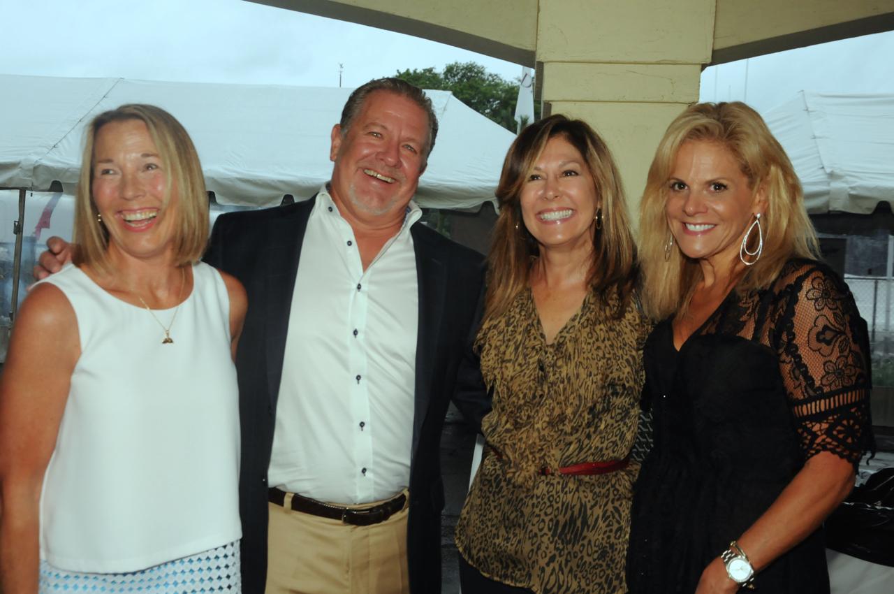 Barbara Russel, George Pusser, Cami Weinstein, Mindy Gerhardt<br><em>Photograph: Bob Capazzo</em>