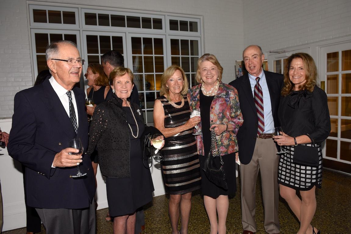 Jerry Fox, Karen Fox, Helen Funk, Julia McNamara, Mike Goldberg, Sharon Tauber