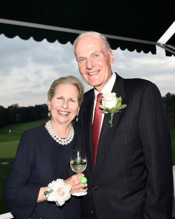 Anne Niemeth and Chuck Niemeth