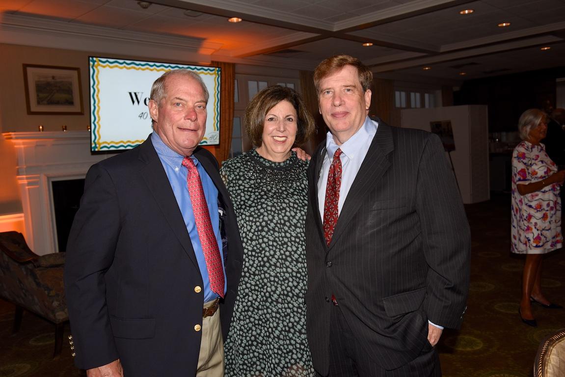 Doug Longmire, Nancy Rosenthal, Jonathan Rosenthal